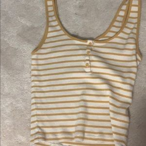 forever 21striped tank